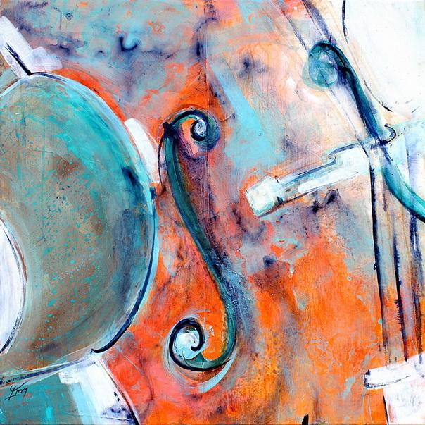 Lucie llong instruments de musique archives lucie llong for Peinture resinance